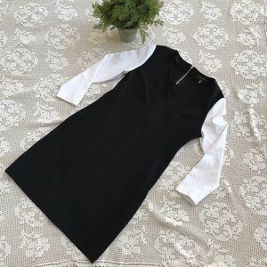 Victoria Secret Black & White Dress